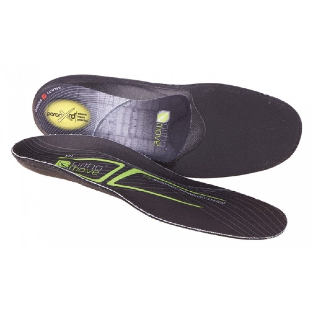 Orthomove Insoles Marathon 3D Fit