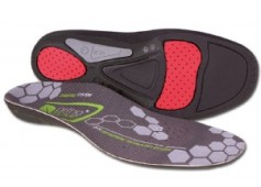 Orthomove Insoles Golf Left Hand Silver